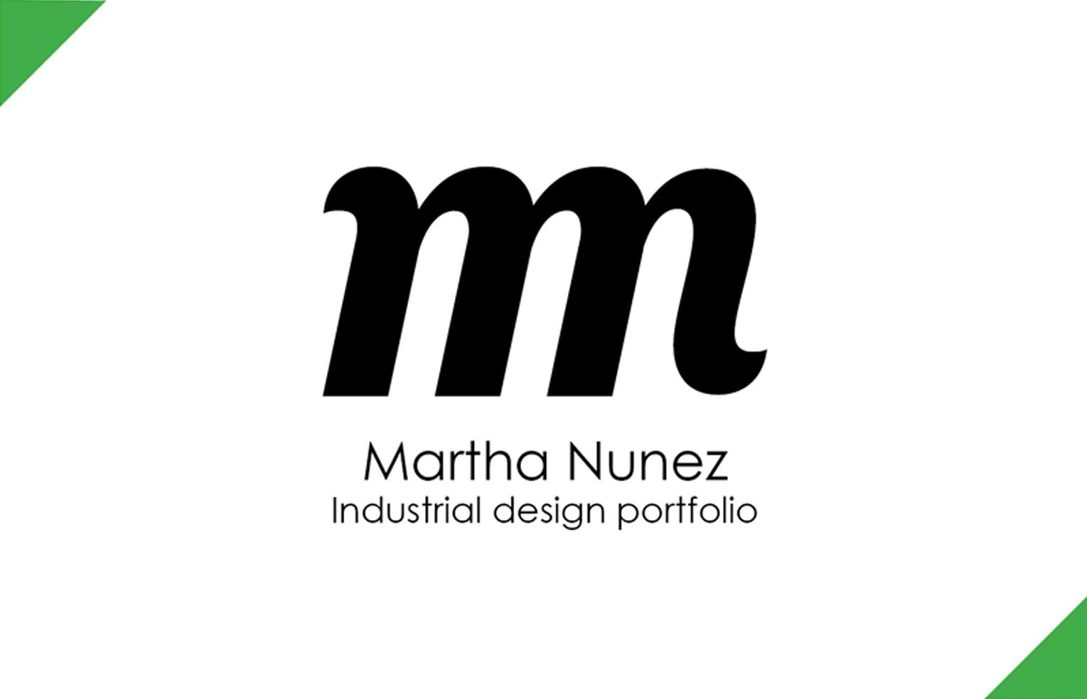 Martha Nunez Industrial Design Portfolio